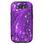 La púrpura protagoniza la caja de la galaxia S3 de Galaxy SIII Funda