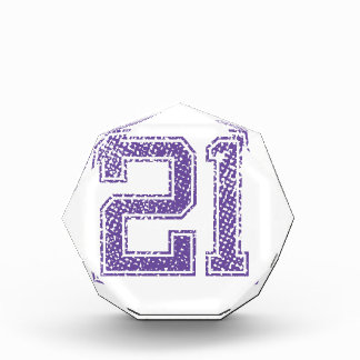 La púrpura se divierte el número 21.png de Jerzee
