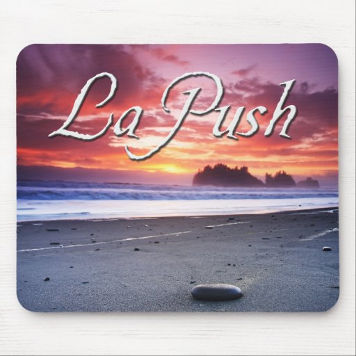 La Push Mousepad