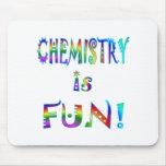 La química es diversión alfombrillas de ratones