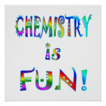 La química es diversión impresiones