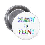 La química es diversión pins