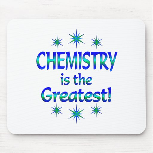La química es la más grande tapete de ratones
