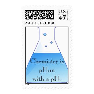 La química es sello del pHun.