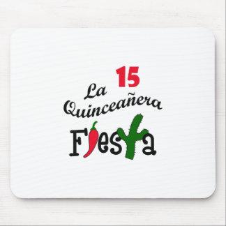 LA QUINCEANERA 2 MOUSE PADS