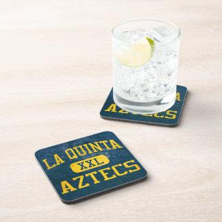 La Quinta Aztecs Athletics Beverage Coaster