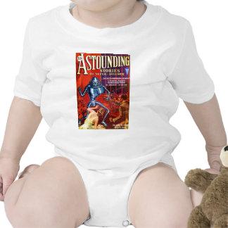 ¡La quinta catapulta dimensional! Trajes De Bebé