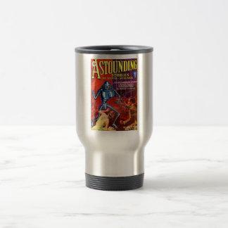 ¡La quinta catapulta dimensional! Tazas De Café