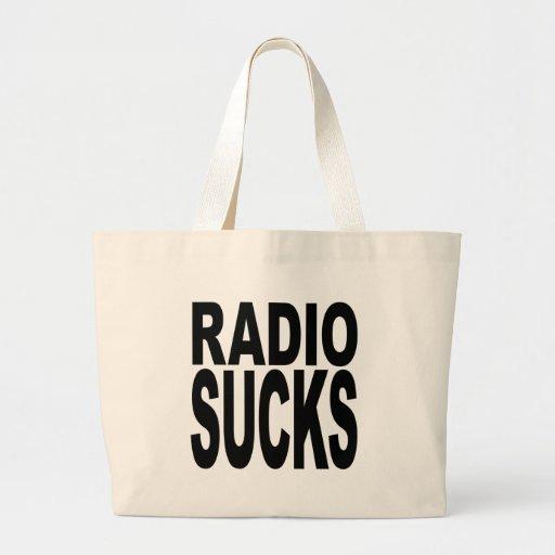 La radio chupa bolsas