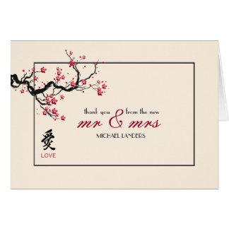 La rama del amor le agradece tarjeta de la foto