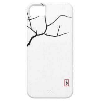 La rama por las pimientas de Leslie iPhone 5 Case-Mate Funda