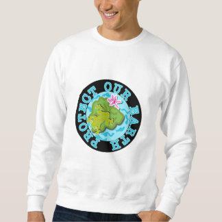 La rana protege nuestras camisetas y regalos de la
