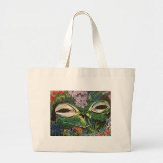 la rana soña la bolsa de asas