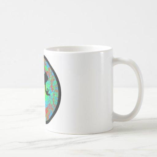 la RANA sorprendente Taza De Café