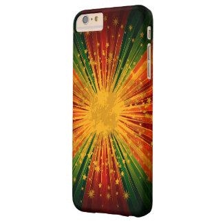 La raya colorida retra protagoniza la explosión funda para iPhone 6 plus barely there