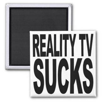 La realidad TV chupa Iman