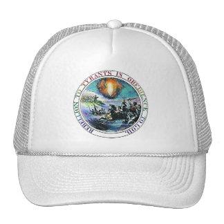La rebelión a los tiranos es obediencia a la ropa gorras de camionero