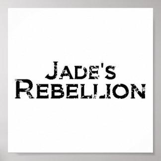 La rebelión del jade póster