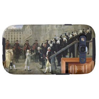 La recepción de Louis XVI en el hotel de Ville b Galaxy S3 Carcasas