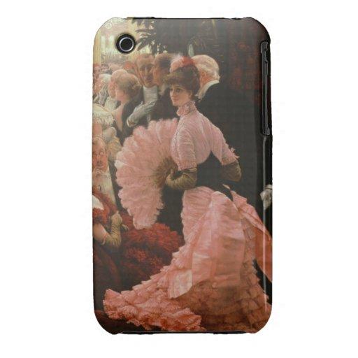 La recepción o, L'Ambitieuse (mujer política) c Funda Bareyly There Para iPhone 3 De Case-Mate