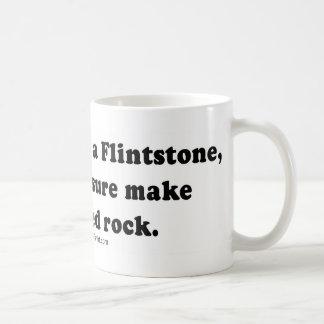 """La RECOGIDA ALINEA - """"no soy un Flintstone, sino q Tazas"""