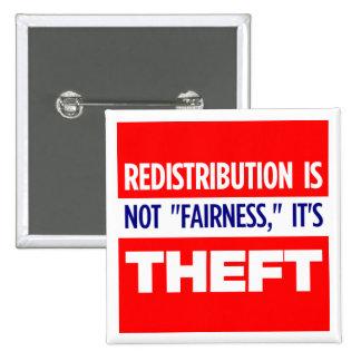 La redistribución es hurto pin