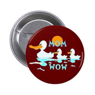 La reflexión de la mamá pin