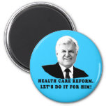 La reforma de la atención sanitaria nos dejó hacer imán para frigorifico