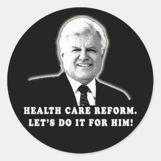 La reforma de la atención sanitaria nos dejó etiqueta redonda
