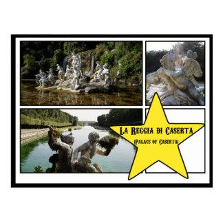 La Reggia di Caserta Postcard