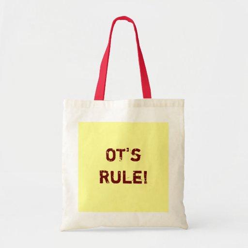 ¡La regla de OT! Bolsas