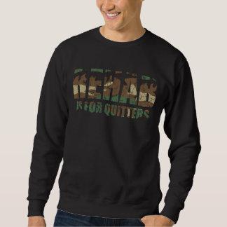 La rehabilitación del camuflaje está para los suéter