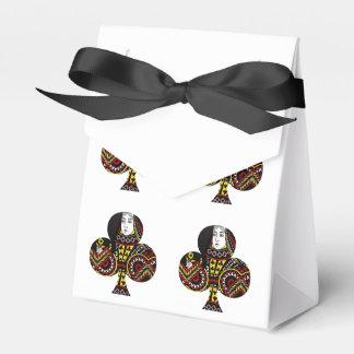 La reina de clubs cajas para regalos