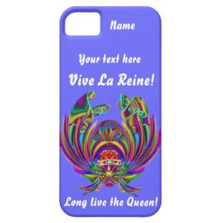 La reina de Vegas ve por favor comentarios del art iPhone 5 Protector