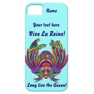 La reina de Vegas ve por favor comentarios del Funda Para iPhone 5 Barely There