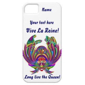 La reina de Vegas ve por favor comentarios del iPhone 5 Carcasa