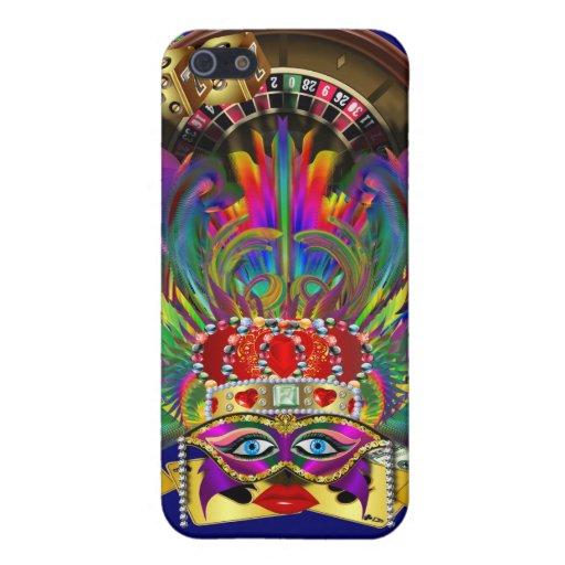 La reina de Vegas ve por favor comentarios del iPhone 5 Carcasas