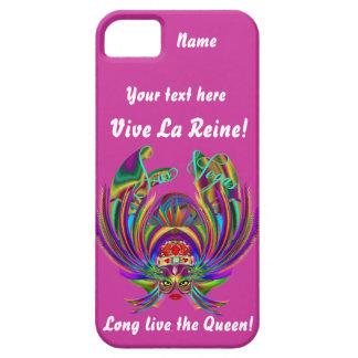 La reina de Vegas ve por favor comentarios del iPhone 5 Fundas