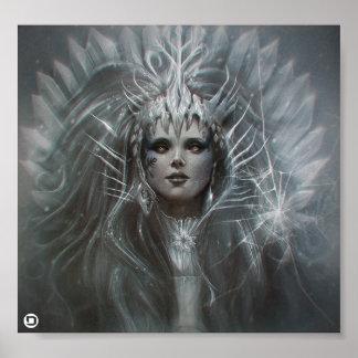 La reina del hielo impresiones