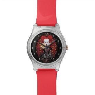 La reina roja el | más allá del espejo relojes