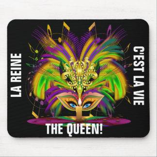 La Reine The Queen Mouse Pad