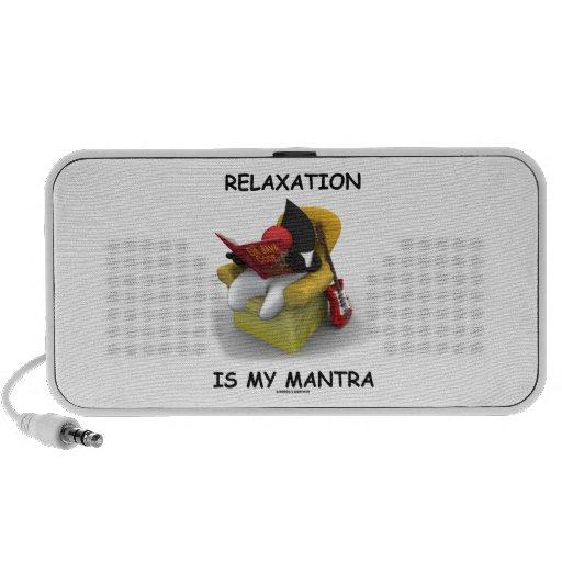 La relajación es mi mantra (duque Code de Java) Altavoz