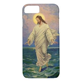 La religión del vintage, Jesucristo está caminando Funda iPhone 7