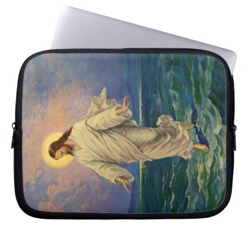 La religión del vintage, Jesucristo está caminando Mangas Computadora