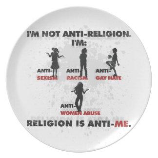 La religión es Anti-Me