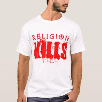 La religión mata a la camiseta