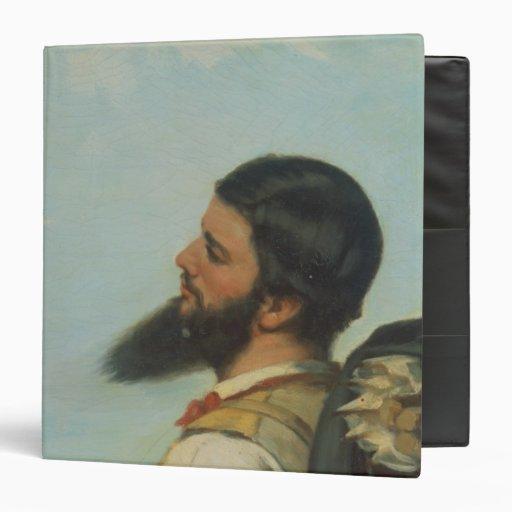 La Rencontre ou Bonjour M.Courbet, 3 Ring Binder