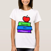 La Rentrée des classes, Back to School T-Shirt