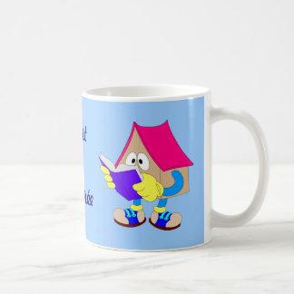 La Rentrée des classes Classic White Coffee Mug