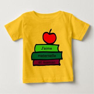 La Rentrée des classes, J'aime maternelle at maman Shirt